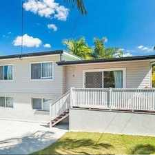 Rental info for DUAL LIVING LOW SET HOME 4 BED, 2 BATH, 4 CAR, 2 KITCHENS