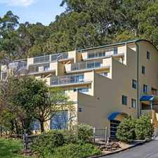 Rental info for 4/85 Faunce Street West, GOSFORD in the Gosford area