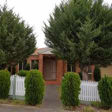 Rental info for 2 BEDROOM SPACIOUS SINGLE LEVEL TOWNHOUSE
