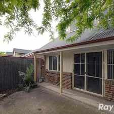 Rental info for MODERN TOWNHOUSE WITHIN MINUTES WALK TO THE STATION