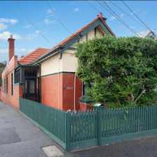 Rental info for Charming and Central Family Home in the Fitzroy North area