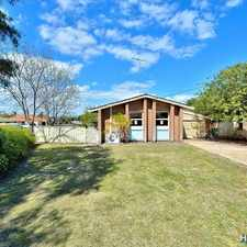Rental info for Sensational Value Home! in the Perth area