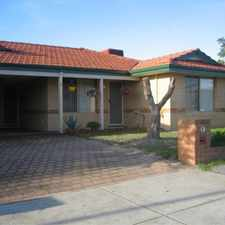 Rental info for GREAT LOCATION in the Caversham area