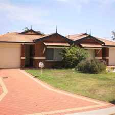 Rental info for FRESHLY PAINTED AND READY FOR ITS NEW FAMILY TO CALL HOME in the Gosnells area