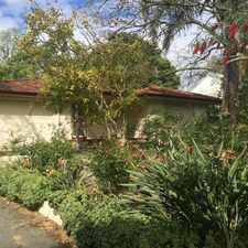 Rental info for GREAT LOCATION AND GARDENERS DELIGHT