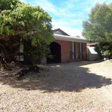 Rental info for 4 BED + 2 BATH HOME WITH LARGE SHED