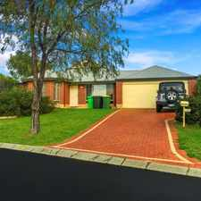 Rental info for LARGE FAMILY HOME - AIR CONDITIONING - PETS CONSIDERED ! in the Bunbury area