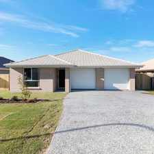 Rental info for NEAR NEW DUPLEX IN QUIET LOCATION!! in the Brisbane area