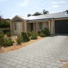 Rental info for Beautifully Maintained Property in the Murray Bridge East area