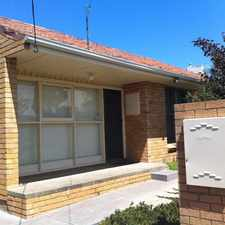 Rental info for APPROVED APPLICATION in the Laverton area