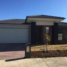 Rental info for CAVERSHAM WATERS BEAUTY! in the Pakenham area