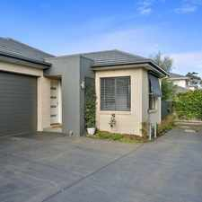 Rental info for Modern Stylish Unit UNDER APPLICATION NO FURTHER INSPECTIONS in the Mornington area