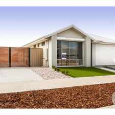 Rental info for BRAND NEW 4X2 With Low Maintenance Gardens in The Vista Estate in the Singleton area