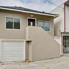 Rental info for 1087 Palou Ave. in the Bayview area
