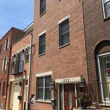 Rental info for 1322 S. American Street in the Queen Village - Pennsport area