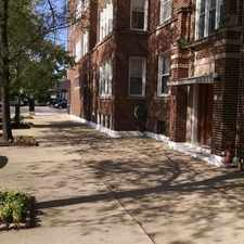 Rental info for 5355 W. Irving Park Rd. in the Portage Park area