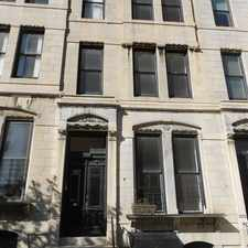 Rental info for 1224 St. Paul St in the Baltimore area