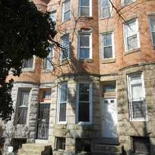 Rental info for 2704 St. Paul St, in the Charles Village area
