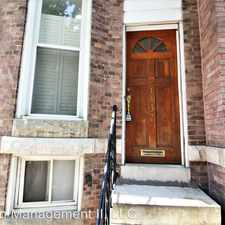 Rental info for 1432 Riverside Ave, in the Baltimore area