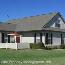 Rental info for 8757 Parkview Oaks Circle in the Olive Branch area