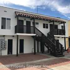 Rental info for 1051 Lime Ave. in the Central Long Beach area