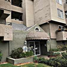 Rental info for Absolutely Stunning 1 Bedroom Condo in the Heart of Long Beach with Parking! in the Downtown area
