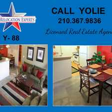 Rental info for Vance Jackson Rd. in the San Antonio area