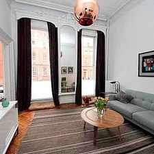 Rental info for W 22nd St in the New York area