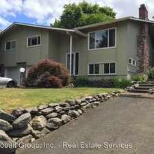 Rental info for 4822 SW Taylors Ferry in the West Portland Park area