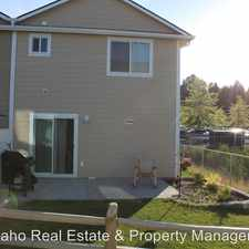 Rental info for 1748 S. Blaine in the Moscow area