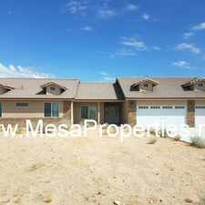 Rental info for Spacious 4 Bed/3BA Home Located in Apple Valley