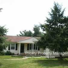 Rental info for 839 Dices Spring Road