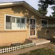 Rental info for Beautiful Home with 2,520 Square Feet in the Harvey Park South area