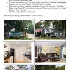 Rental info for Newfield Drive