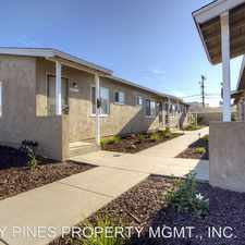 Rental info for 4917 1/2 Saratoga Avenue in the Point Loma Heights area