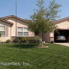 Rental info for 1110 Pond Side Drive in the Security-Widefield area