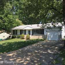 Rental info for 527 Alcove Ave. in the Riverview area