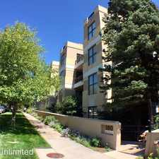 Rental info for 180 Cook St. #202 in the Cherry Creek area