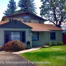 Rental info for 411 NE 11th Street in the Grants Pass area