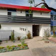 Rental info for 1757 North Kingsley Drive #216 in the Los Angeles area