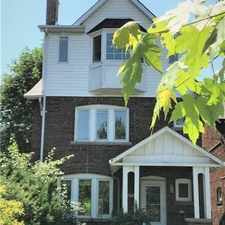 Rental info for 47 Yonge Boulevard in the Lawrence Park North area