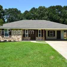 Rental info for Move In Special!! Beautiful 3 Bedroom Home in the Carmel Acres Subdivision of Central, LA in the Central area