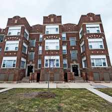 Rental info for 4853-59 S Prairie in the Chicago area