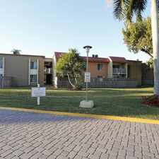 Rental info for 4810 Northwest 79th Avenue #303 in the Hialeah area