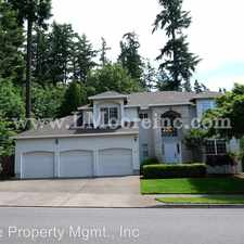 Rental info for 16838 Wight Lane