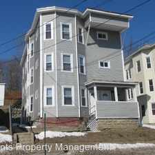 Rental info for 473 Washington St Unit 3 in the 01835 area