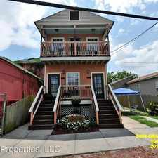 Rental info for 2406 Gravier in the New Orleans area