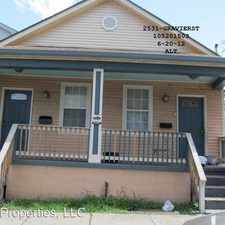 Rental info for 2531 Gravier in the Tulane - Gravier area