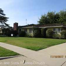 Rental info for 373 N. Bates Ave. in the Dinuba area