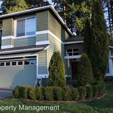 Rental info for 4254 258th Ave. SE
